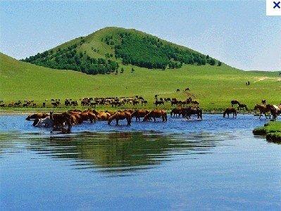 蒙古风景图片高清