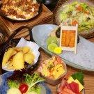 特惠價MOP388  富良野特別2人晚餐 、薯蓉沙律、日本海膽刺身、魚生鴛鴦杯飯、鐵板炒雜菜、龍脷柳天婦羅、泡菜牛肉鍋仔飯、味噌湯