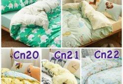 簡約系列全棉床笠4件套裝(沒有3尺4尺)