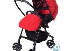 MOP3990  Combi Mechacal Handy Auto4cas  嬰兒手推車  4.9KG最輕量四輪自動鎖放手推車