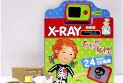 特價MOP108/本  X-ray系列之奇妙的身體  (MOP32為定金,到店取貨時需補MOP76)