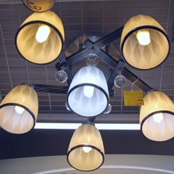 優惠價MOP1063 LC7939燈飾 (原價MOP1250)
