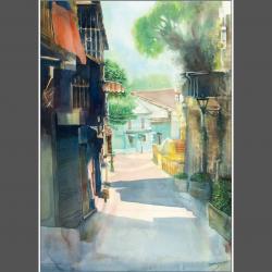 澳門阿婆井 Largo do Lilau, Macao