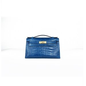 HERMES MINI KELLY CC 7Q CROCO(預付MOP5000定金)