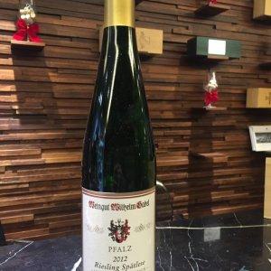婚宴白葡萄酒-Gabel Riesling Spatlese 2012 嘉寶雷司令白葡萄酒(微甜)