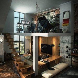 loft工業風 3036