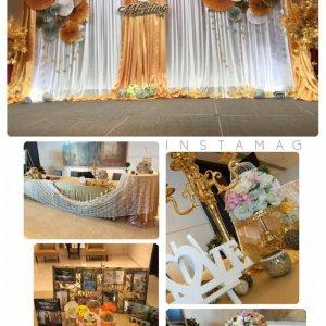 特惠價MOP18880特色婚宴場地佈置套餐(原價MOP28000)