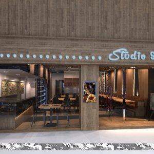 Studio 321餐廳 設計案例