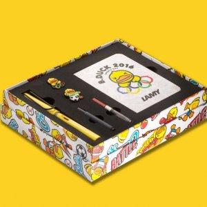 Lamy B.Duck2016年度限量墨水筆 $568