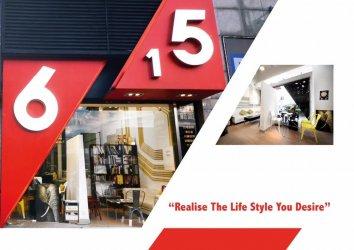 615 Concepts室內設計有限公司