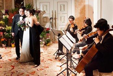 婚宴音樂表演服務